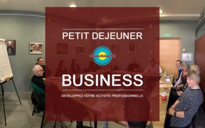 Novembre 2019 – Petits déjeuners Business