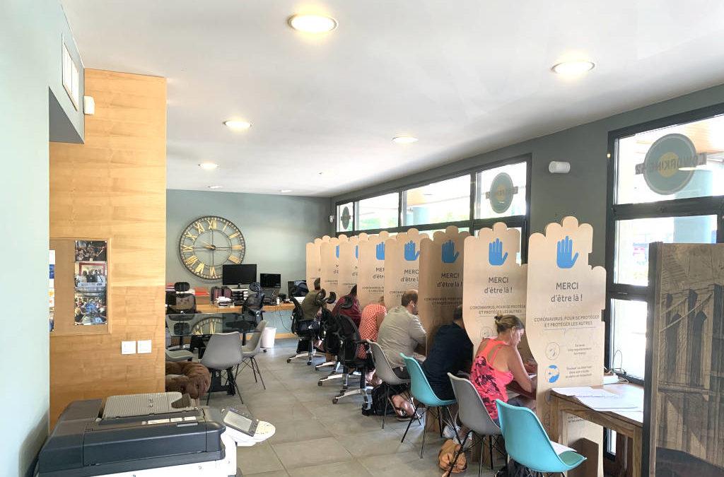 Bureaux partagés à Fréjus Saint-Raphaël